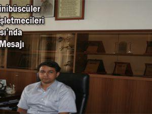 Kayseri Minibüscüler Odası&#39ndan Ramazan Mesajı