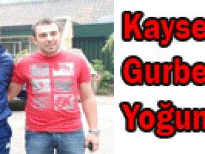 Gurbetçilerden Kayseri&#39ye yoğun ilgi