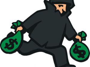 Hırsız bişe bulamayınca acıyıp para bıraktı!