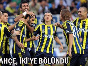 Fenerbahçe İkiye Bölündü