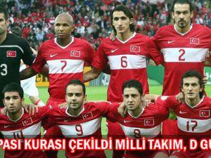 Türkiye, Dünya Kupası Kuraları Çekildi Millitakım&#39a Zor Rakipler..
