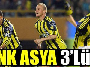 Fenerbahçe Bank Asya 3&#39lüsü