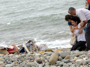 Trabzon&#39da denizde 2 kişinin cesedi bulundu