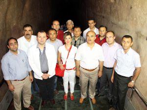 Turizmciler Talas&#39ta