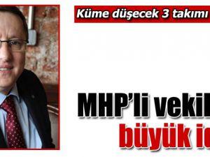 MHP milletvekilinden büyük iddia