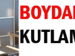 Kayso Başkanı Boydak&#39dan kutlama