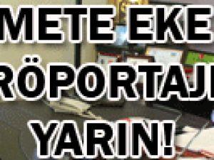 Mete EKE röportajı yarın kayserinews.com&#39da..