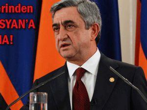 Dışişleri Bakanlığı&#39ndan Sarkisyan&#39a kınama