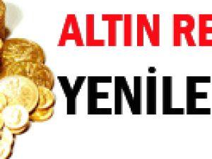 ALTIN REKORUNU YENİLEDİ