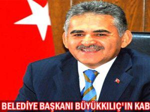 Melikgazi Belediye Başkanı Büyükkılıç&#39ın Kabul Günü