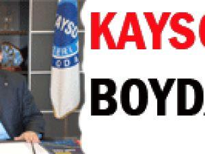 Kayso Başkanı Mustafa Boydak