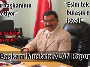 KESOB Başkanı Mustafa ALAN Röportajı