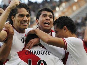 Üçüncülük Peru&#39nun