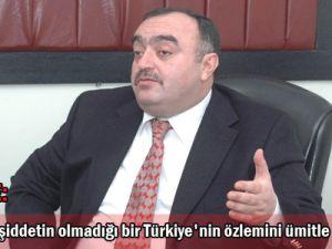 MHP Kayseri İl Başkanı Mete Eke, 24 Temmuz Basın Bayramı dolayısıyla mesaj yayımladı.