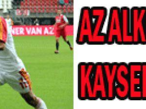 Az Alkmaar: 3 - Kayserispor: 0