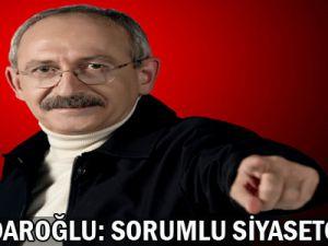 Kılıçdaroğlu.Önemli Açıklama