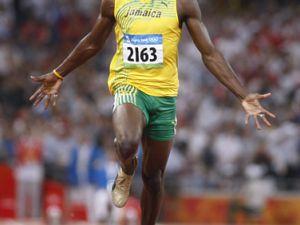 Bolt&#39tan sezonun en iyi derecesi