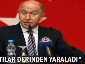 Fenerbahçe Külübü Başkan Vekili Özdemir