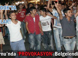 Zeytinburnu&#39nda Provokasyon Belgelendi