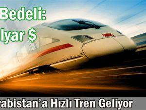 10 milyar dolarlık hızlı tren ihalesi