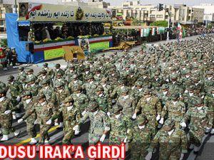 İran Irak Sınırında