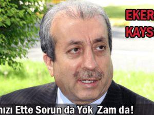 MEHDİ EKER KAYSERİ&#39DE!
