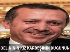 Erdoğan Düğüne Katıldı
