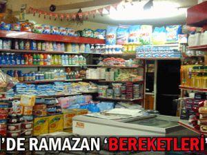 Kayseri&#39de marketlerde indirim paketleri
