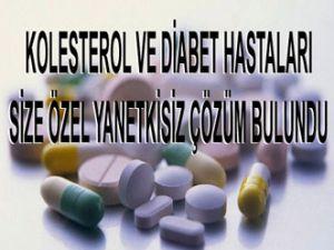 Diabet ve Kolesterol Sorunu