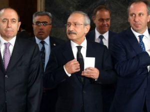 CHP&#39nin Gölge Kabinesi Belli Oldu!