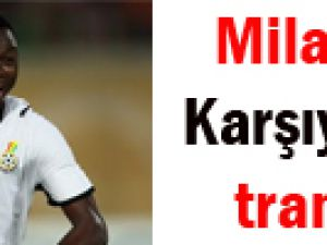 Milan&#39dan Karşıyaka&#39ya Transfer!