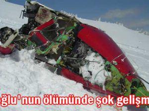 Yazıcıoğlu&#39nun ölümünde şok gelişme