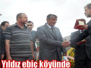 Bakan Yıldız Ebiç Köyünde