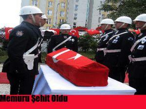Yaralı Polis Memuru Şehit olu