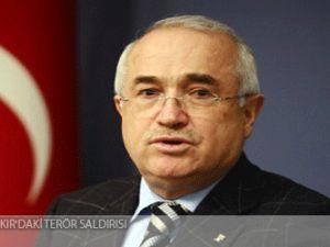 DİYARBAKIR&#39DAKİ TERÖR SALDIRISI