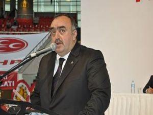 KAYSERİ MHP İL BAŞKANI METE EKE'DEN 12 EYLÜL AÇIKLAMASI
