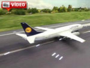 Dünyanın en minyatür havaalanı!