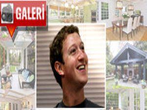 Zuckerberg nihayet kendine bir ev aldı