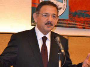 6,5 Saat süren toplantıda Başkan yeniden Mehmet Özhaseki