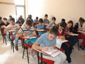 Melikgazi'den Öğrencilere Sınav