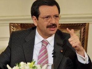 TOBB Başkanı Hisarcıklıoğlu: Kayseri'den çok burayı...