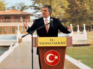 Abdullah Gül, 'Atatürk de sık sık gelirdi'