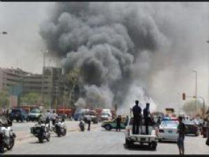 Bağdat'ta 8 ayrı patlama! Kan gölüne döndü!