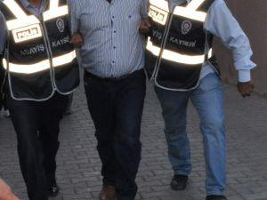 Gaziantep'te çaldılar Kayseri'de yakalandılar