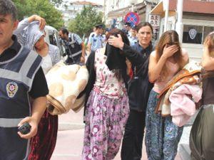 Kayseri'de Hırsızlıktan 7 Kişi Yakalandı