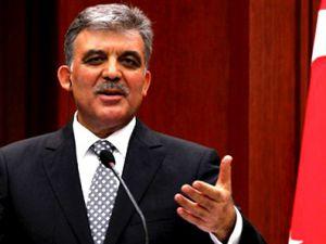 Cumhurbaşkanı Gül'den Obama açıklaması