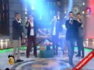 3 Adam - Ahmet Kural ve Murat Cemcir'den ''Entarisi Dım Dım Yar'' Şarkısı