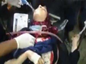 İşte Esma'nın hastanedeki son anları - VİDEO