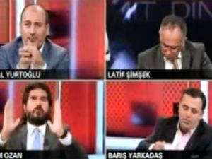 Rasim Ozan canlı yayını böyle terketti! - VİDEO