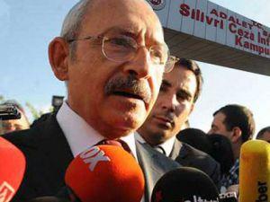 Kılıçdaroğlu: İlker Başbuğ ziyaretini aktardı